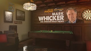 L.A. Daily News' Mark Whicker Talks Lakers Troubles & More w/Dan Patrick | Full Interview | 11/7/18