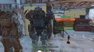 Fallout 4 035 - Светящиеся кротокрысы