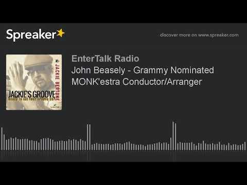 John Beasely - Grammy Nominated MONK'estra Conductor/Arranger