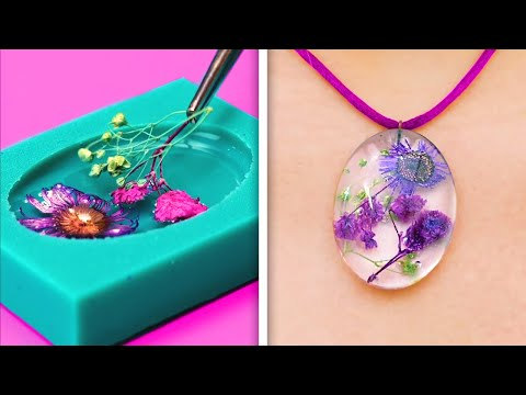 28 COLORFUL EPOXY RESIN DIY IDEAS YOU WILL LOVE
