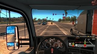 American Truck Simulator 2016 Gameplay