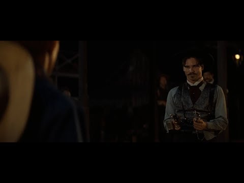 Tombstone - I have two guns. One for each of you.