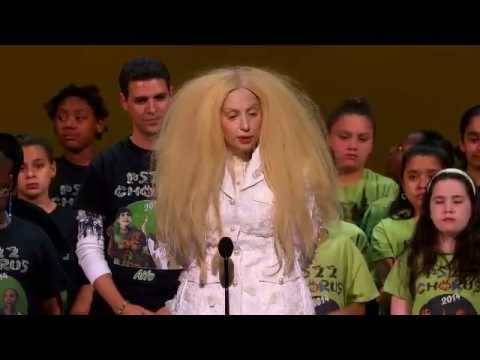 Lady Gaga - Glamour Women Of The Year Awards 2013 - Full Speech