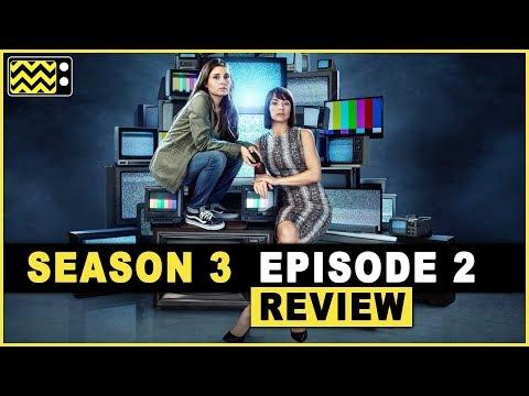 UnReal Season 3 Episode 2  w Marcus Rosner & Josh Kelly  AfterBuzz TV