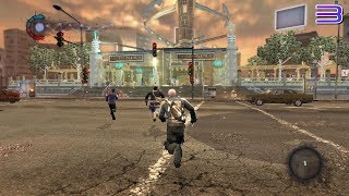 RPCS3 PS3 Emulator - inFAMOUS Ingame / Gameplay! VULKAN (eba2216 + WIP)