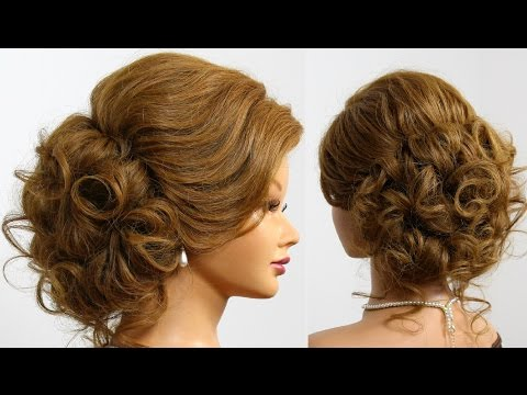 Tutorial: Wedding Hairstyles for Long Hair