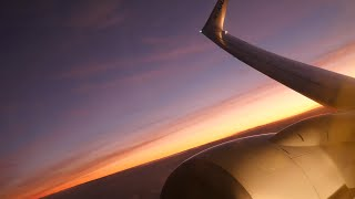 4K Ryanair Boeing 737-800 flight video, Stansted to Marseille - FR6541