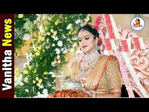 Celebrities And VIP&39;s Attends Ramoji Rao Grand Daughter Wedding  Vanitha News  Vanitha TV