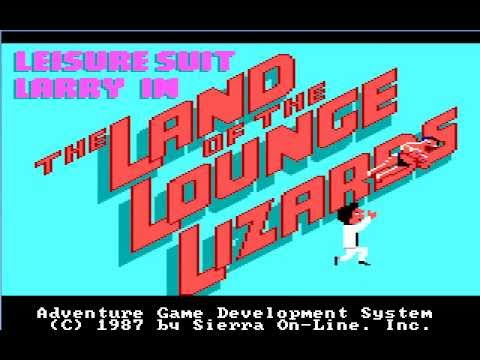 Leisure Suit Larry theme - Dixieland style