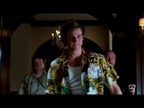 Ace Ventura 2 - This Is A Lovely Room Of Death