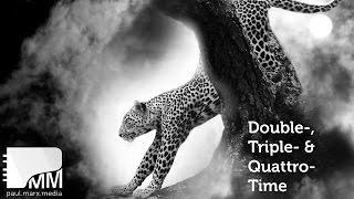 Doubletime, Tripletime, Quattrotime lernen (Bonusvideo zur X-Dot-Methode)