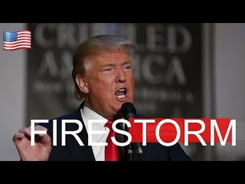 Donald Trump Holds Press Conference at Trump Tower  - FULL