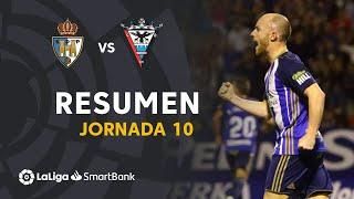Resumen de SD Ponferradina vs CD Mirandés (2-0)