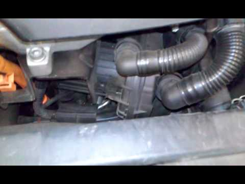 VW new beetle, how to find Air pump / smog pump.