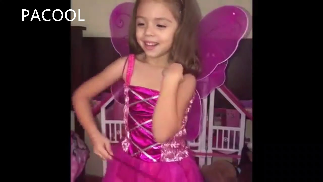 3848486fe2235 Halloween Girls Dress Up Princess Fairy Costume Set - YouTube
