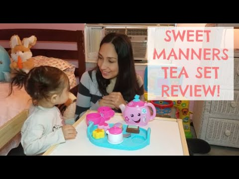 Fisher-Price Sweet Manners Tea Set Review