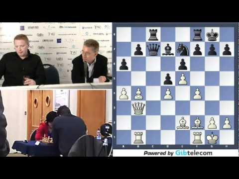 Gibraltar Masters Playoff - Game 2