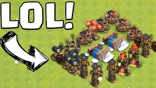 FROSTFALLE TROLL! || CLASH OF CLANS || Let's Play CoC [Deutsch/German HD+]