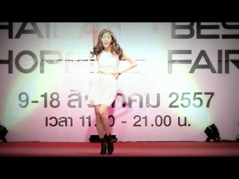 140811 Zozeen's Special Show - Bubble Pop (HyunA) @Thailand Best Shoping Cover Dance