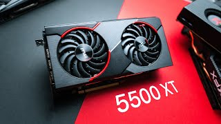 AMD RX 5500 XT Review - Budget 1080p Gaming Powerhouse?