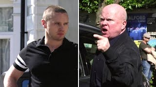 EastEnders - Phil Mitchell Vs. Keanu Taylor (30th July 2019)