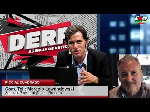 Lewandowski: Aspiro a que podamos tener un bloque de 12 peronistas
