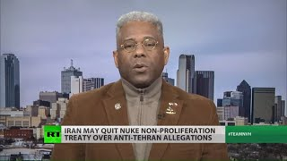 Nuclear threats: 'Iran needs to show they have strength' -Col. West