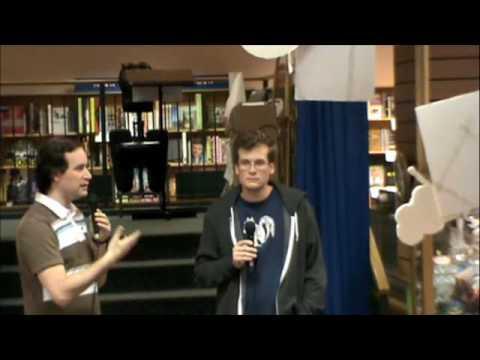 John Green and David Levithan Book Tour (Part I)