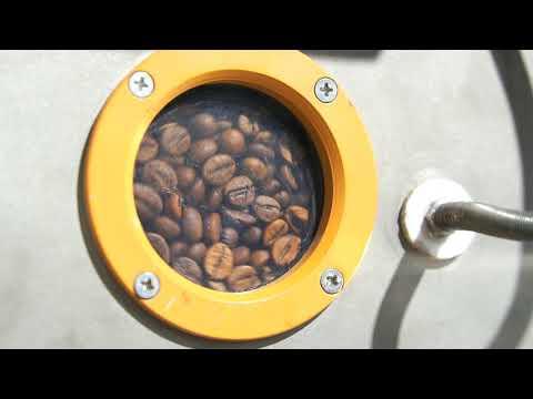 Производство натурального кофе