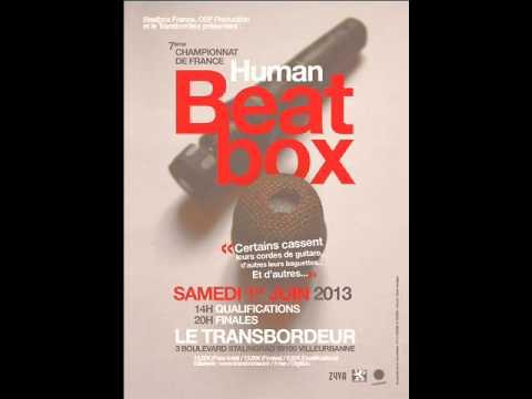 Championnat de France Beatbox 2013 :  Backyard Medley