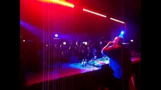 Getting low & high with DJ Premier at Brauclub Chemnitz Germany