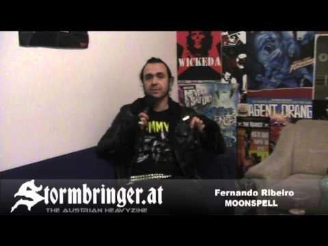 MOONSPELL Video Interview