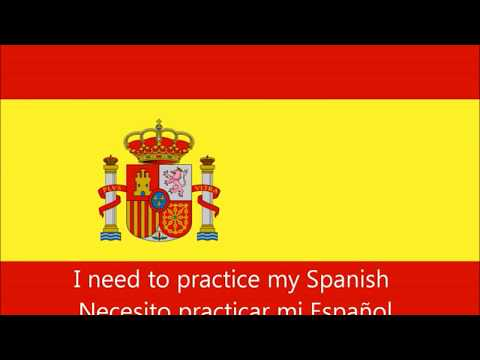 Learn Spanish: 5 hours of Spanish Phrases