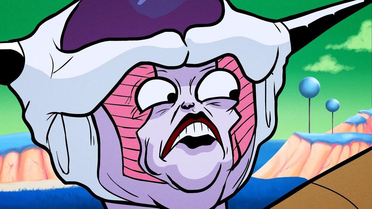 Download Dragonzball PeePee (Dragonball Z Parody Animation) - Oney Cartoons
