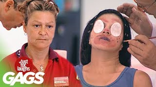 Makeup Pranks | Best of Just For Laughs Gags