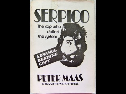 Book Report: Serpico; 1973; Exposed Police Corruption in New York