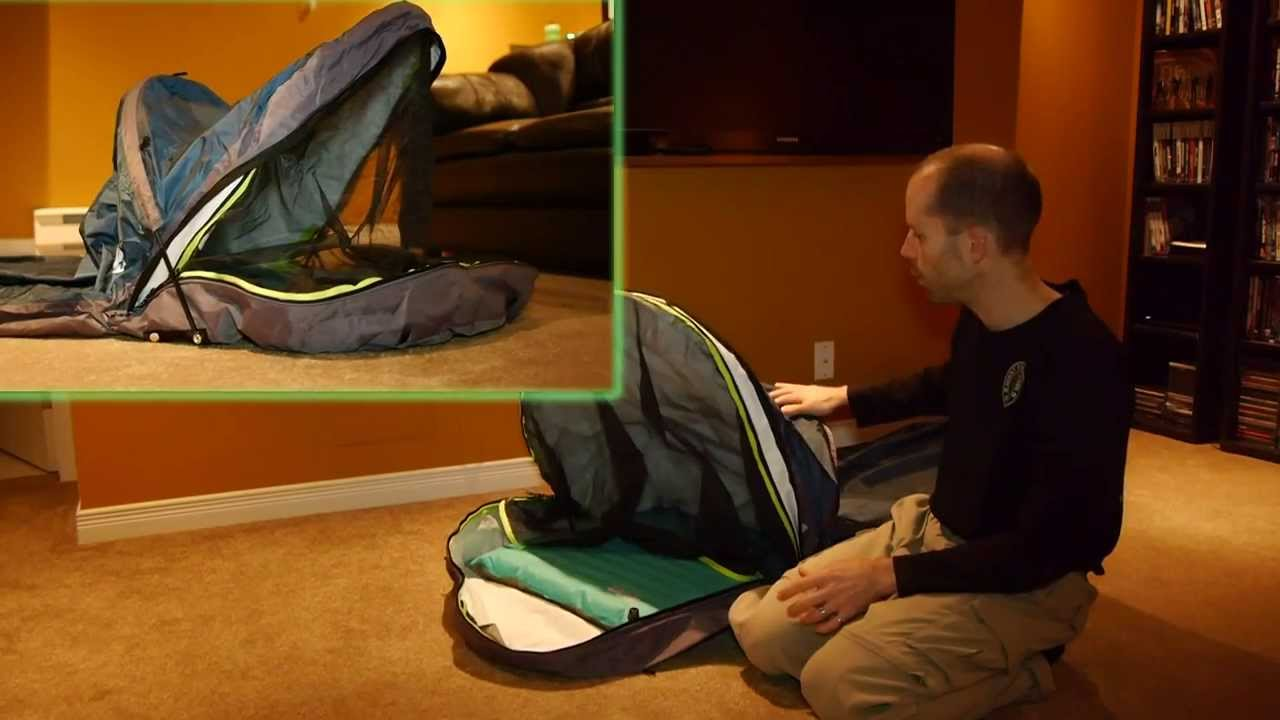 sc 1 st  YouTube & Outdoor Research Advanced Bivy Tested + Reviewed - YouTube