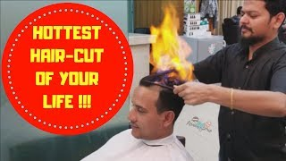 Hottest Haircut | Male Spa | Halal Tourims | Adnan Samia