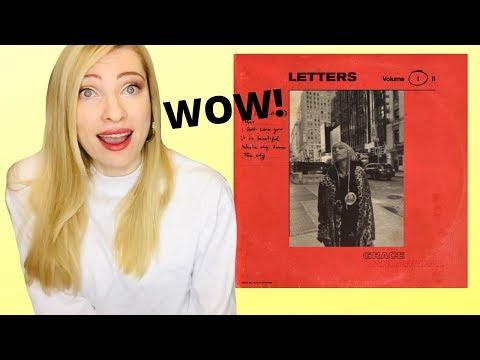 GRACE VANDERWAAL - Letters Volume 1 [Musician's] Reaction & Review! Mp3