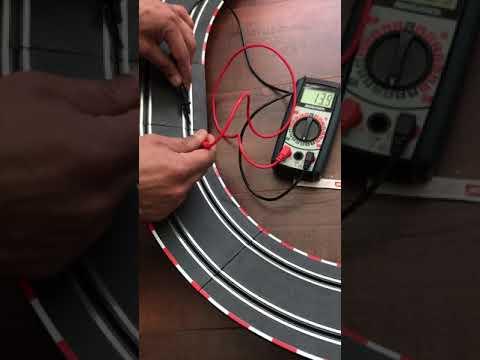 Carrera Slot Car Losing Power at Certain Parts of Track