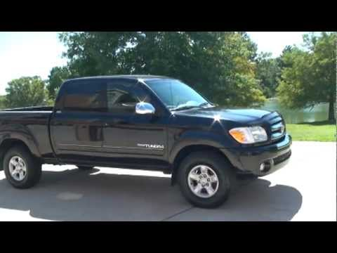 2005 Toyota Tundra Sr5 Trd Off Road 4x4 Double Cab For