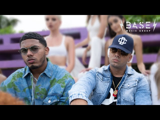 Wisin, Myke Towers, Los Legendarios - Mi Niña (Official Video)