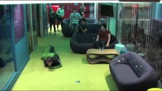 Dan and Phil - Sleeping Bag Caterpillar Race In Hyperspeed
