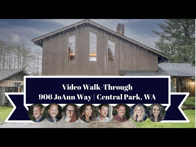 906 Joann Way | Central Park, WA | Video Walk-Through