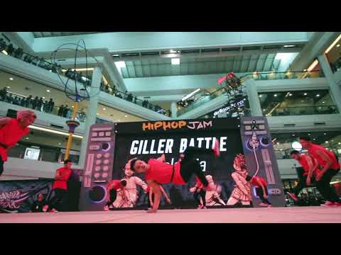 Battle Of The Year Thailand & South Asia 2017 - Highlights