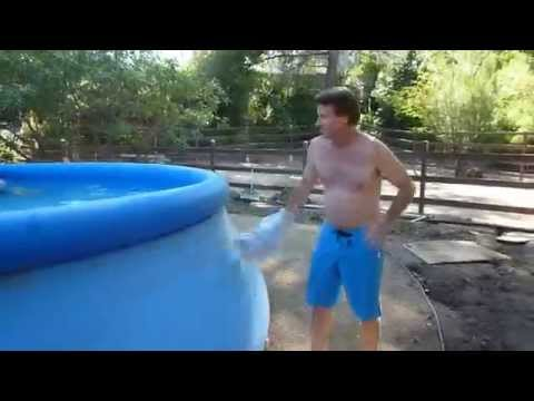 POOL JUMP EPIC FAIL