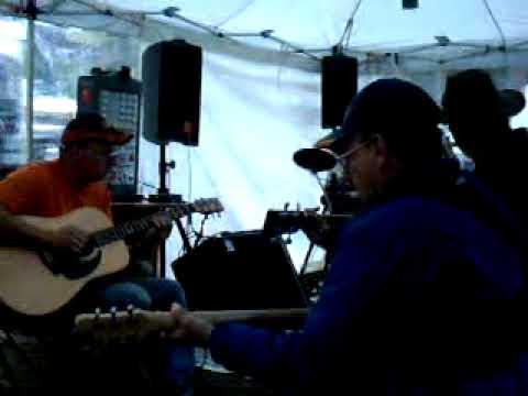 Family reunion 2009/music jam old time gospel song