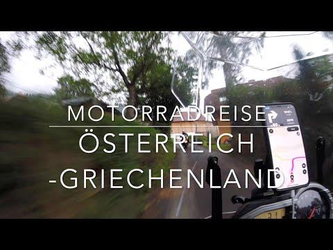 Motorradreise Griechenland August 2019 (Bosnien, Montenegro, Albanien)