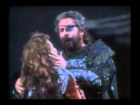 Die Walküre, Wagner - Wotan's Farewell, James Morris