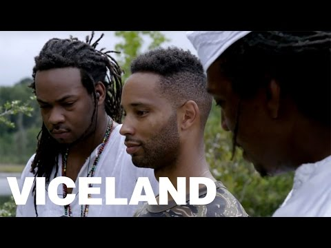 Wilbert's Renaming in the Kingdom of Oyotunji: VICE DOES AMERICA (Clip)